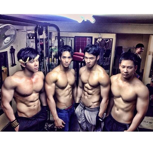 random hot guys 1